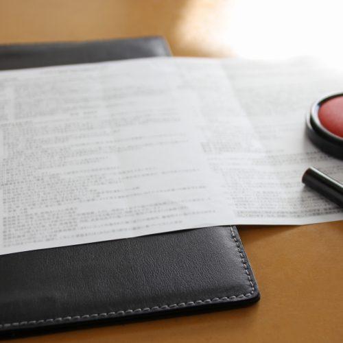 空き家の定期借家契約