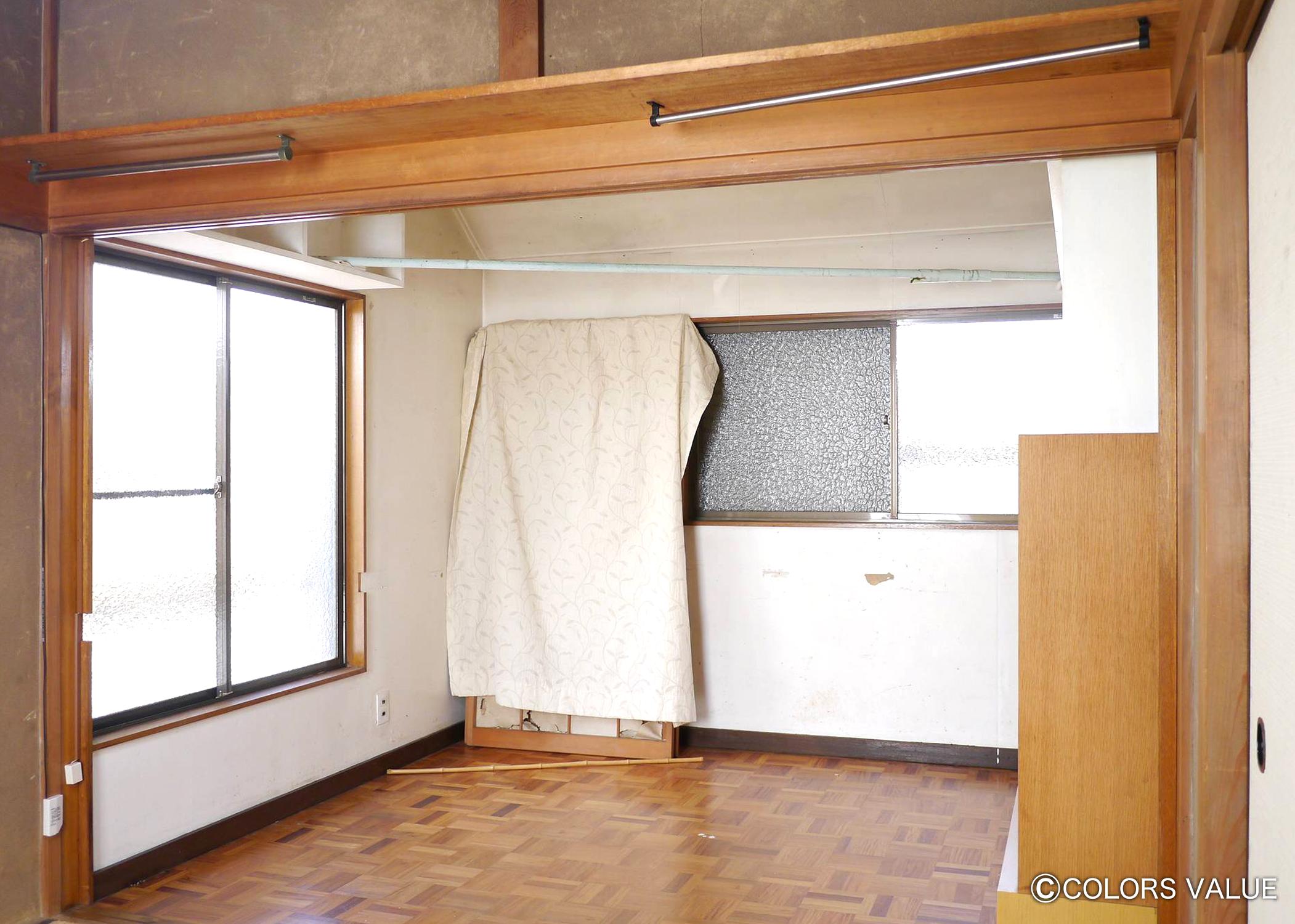 空き家になった都心の相続戸建てを賃貸住宅へ_b_001